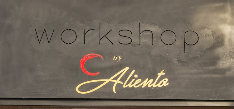 Workshop by Aliento