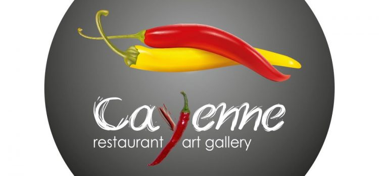 CAYENNE RESTAURANT  ART GALLERY