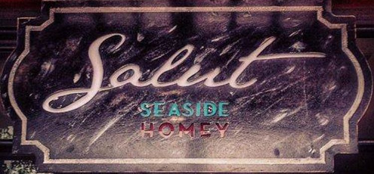 SALUT SEASIDE HOMEY